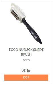 nubuck borste